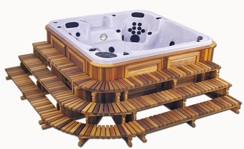 3 tier <span class='notranslate'>hot tub</span> step pack